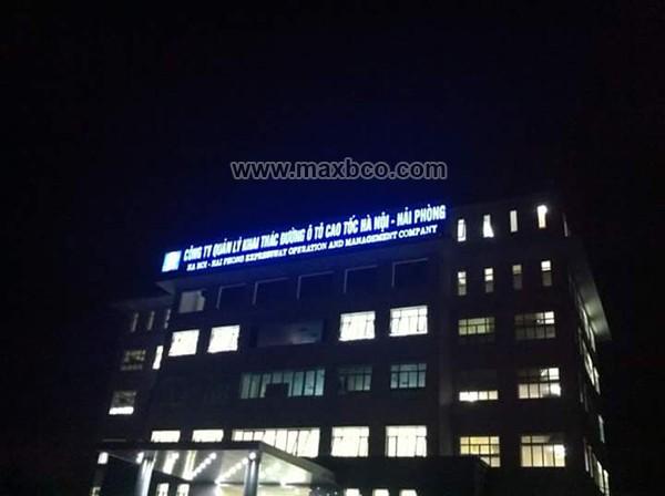 Khách hàng: Công ty Quản lý khai thác đường ô tô cao tốc Hà Nội - Hải Phòng