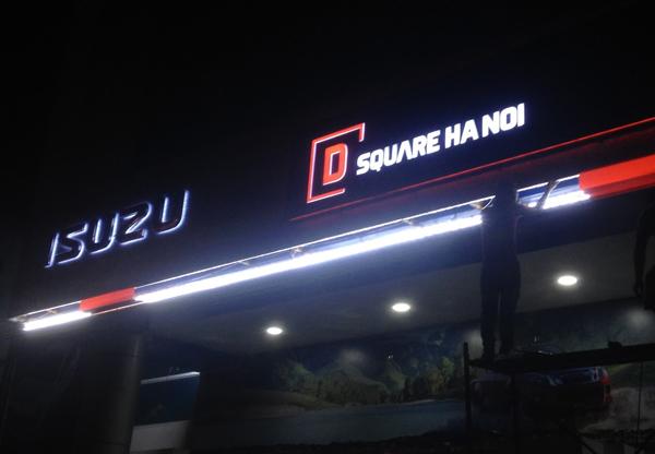 Làm biển quảng cáo tại Trần Duy Hưng