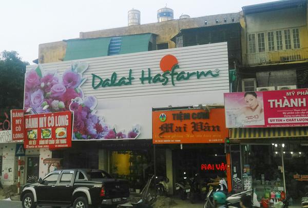 Biển bảng,Pano tấm lớn tại Hà Nội