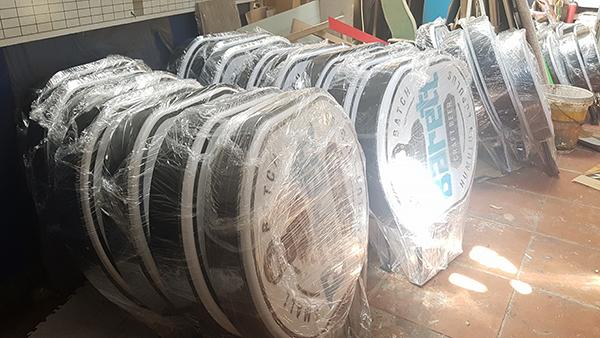 Chuyên sản xuất hộp đèn