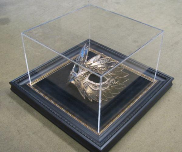 Hộp mica trưng bày các loại độ dày, kích thước