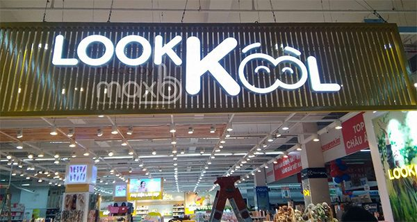 Biển quảng cáo lookKool