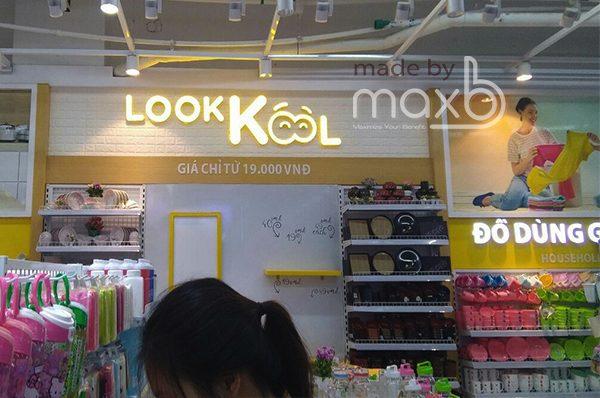 Làm logo cho trung tâm thương mại